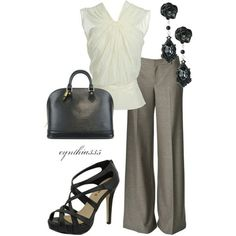 Another great outfit from polyvore.com!!!
