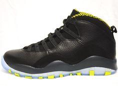 Order 310805-033 Air Jordan 10 Venom Green Black/Cool Grey-Anthracite-Venom Green $119.99 http://www.newjordanstores.com/