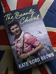 THE BEAUTY CHORUS n (1940s) slang: female pilots of the Air Transport Auxiliary who flew everything from Spitfires to huge bombers across war torn Britain
