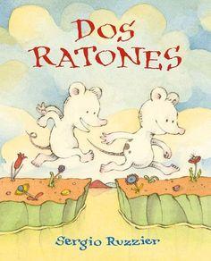 Títol: Dos ratones. Autor: RUZZIER, Sergio. Editorial: A buen Paso. Resum: Tota una trepidant aventura protagonitzada per dos ratolins i narrada a partir de només tres nombres. Un excel·lent exercici literari!