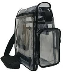 ac1140dcc6e4 70 Best Clear Backpacks images in 2019 | Clear backpacks, Bags ...