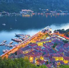Kotor Montenegro by oldkyrenian