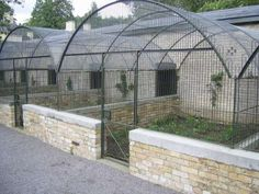 Image detail for -Restored Aviaries