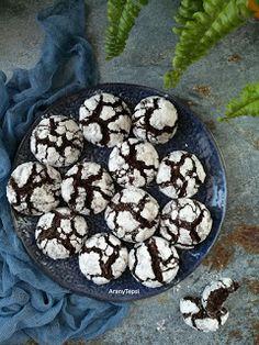 AranyTepsi: Kakaós pöfeteg gluténmentesen Acai Bowl, Blueberry, Paleo, Gluten Free, Cookies, Chocolate, Fruit, Breakfast, Food