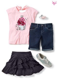 Teen clothing stores cute clothing stores for juniors cool shirts for tween Kids Outfits Girls, Girls Fashion Clothes, Tween Fashion, Cute Outfits For Kids, Little Girl Fashion, Diva Fashion, Summer Outfits, Girl Outfits, Fashion Outfits