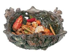 Art Nouveau - Poppy Bowl Collectible