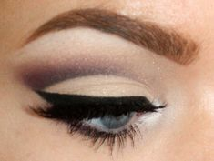HOW TO: Easiest Cut Crease Tutorial Ever