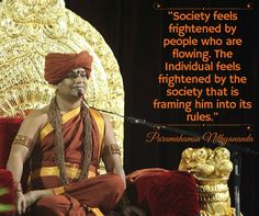 Paramahamsa Nithyananda offers amazing wisdom, FREE COURSE: CONQUERING TIME,  become the master of your own DESTINY.https://www.facebook.com/events/142198449493139/