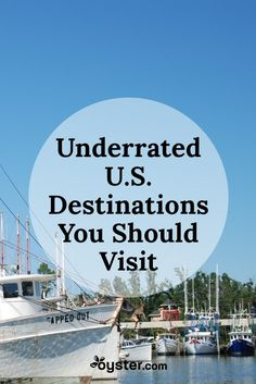 When it comes to planning a vacation in the U.S., people so often come up with the same old choices (think New York, Las Vegas, and Orlando). Why not buck the trend? We compiled eight of the most underrated, often overlooked destinations around the country. Despite flying under the radar, each destination on this list  -- ranging from small towns, to lakeside locales, to big cities --has plenty of reasons to lure you down the path less trodden.