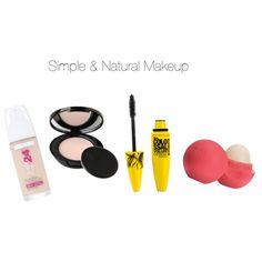 Simple & Natural Makeup