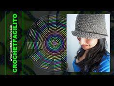 CROCHET - 4. UN GORRITO - A LITTLE HAT !! - YouTube