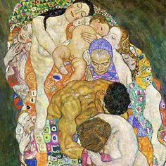 Gustav Klimt, Death and Life