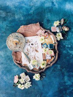 Spring styled boudoi