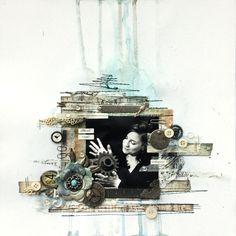 Creating Yourself *Tim Holtz* - Scrapbook.com