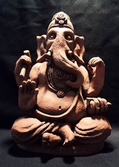 Ganesha Sculpture by ESNTL on Etsy, $750.00