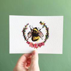 Ernie The Bee ❤️from www.rosebudcasson.co.uk