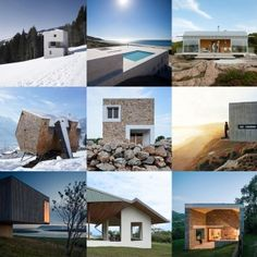 Holiday+homes+from+all+over+the+world+feature+on+Dezeen's+new+Pinterest+board