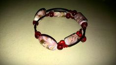 Hand made bracelet mauvelous
