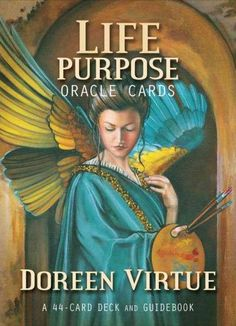 Before you were born, you worked with your angels to orchestrate a life mission that would help others and be emotionally rewarding. This card deck byDoreen Virtue will allow you to conduct accurate a