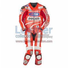 Nicky Hayden 2013 MotoGP Race Leathers for $899.00 - https://www.leathercollection.com/en-us/nicky-hayden-2013-motogp-leathers.html