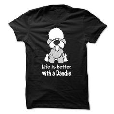 For Dandie Dinmont Terrier lovers T-Shirts, Hoodies ==►► Click Image to Shopping NOW!