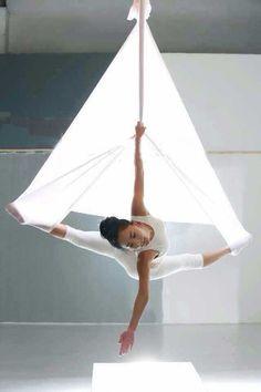 Anti-Gravity Aerial Yoga Hammock Blue - Tmart