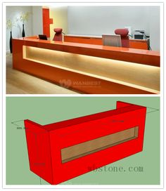 Top 500 Company Front Reception Counter Best Material Source by Cash Counter Design, Reception Counter Design, Modern Reception Desk, Reception Furniture, Mobile Shop Design, Grill Gate Design, Office Table Design, Clinic Interior Design, Workspace Desk