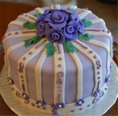 Fondant cake Fondant, Cake, Desserts, Food, Pie Cake, Tailgate Desserts, Fondant Icing, Pastel, Meal