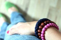 PamyLotta: Armbandliebe ♥ - DIY