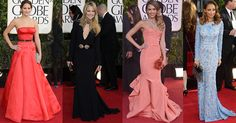 Editor's Pick: The Best- And Worst-Dressed Celebrities At The 2013 Golden Globes