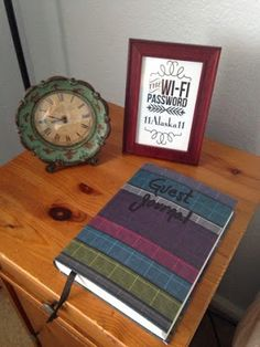 Top 10 Guest Room Essentials for a cozy welcome www.thebrighterwriter.blogspot.com