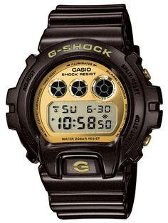 CASIO G-SHOCK Watch | DW-6900BR-5ER