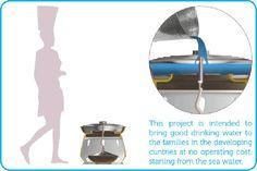 ALLPE Medio Ambiente Blog Medioambiente.org : Olla solar de barro, para depurar agua