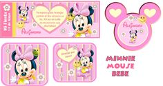 minnie mouse baby 1 - Buscar con Google