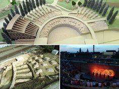 Zitadelle - a Roman theatre