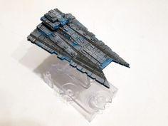 Star Wars Armada - Demolisher lights