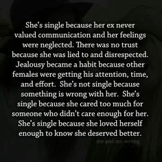I want to be that man that fills her void. And to give her everything she deserves, when she never got it....I long to wait for a woman like this....
