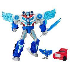 Boneco Transformers Power Surge - Optimus Prime - Hasbro