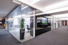 Inside Wasserman's New London Headquarters - Officelovin'
