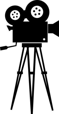 free vector camera hollywood rocks theme lights movie action rock rh pinterest com Hollywood Theme Clip Art Hollywood Star Clip Art