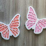 Decordeli (@decordeli) | Elo7 Butterfly Lamp, How To Make Butterfly, Decor Crafts, Diy Home Decor, Room Decor, Wall Decor, Valentine Decorations, Handmade Decorations, Best Night Light