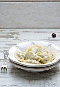 Pierogi z kapustą i grzybami / Pierogi with cabbage and mushrooms