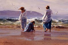 Robert+Hagan+1947+-+Australian+Impressionist+painter+-+Tutt'Art@+(5).jpg 650×432 pixels
