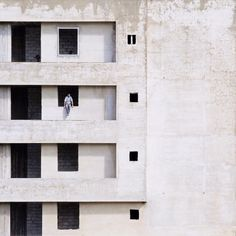 Scaling Architecture: Abstract Geometry Meets Everyday Life in the Photography of Serge Najjar Serge Najjar, Landscape Photography, Art Photography, Geometric Photography, Minimal Photography, Contemporary Photography, Concrete Jungle, What Is Like, Printable Art