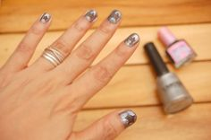 How to Paint Designs on Your Nails