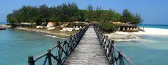 Prison Island Zanzibar - home of giant tortoises