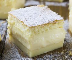 Gâteau Magique Citron et Noix de Coco thermomix. Voici une autre variante de gateau magique, cette fois c'est un gâteau Magique Citron et Noix de Coco