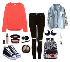 """""""Untitled #565"""" by nestor-ana ❤ liked on Polyvore featuring Chinti and Parker, Vans and Mary Kay"""