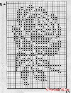 Платье филейным кружевом (крючок) - Вяжем вместе он-лайн - Страна Мам Filet Crochet Charts, Crochet Cross, Crochet Diagram, Crochet Stitches Patterns, Doily Patterns, Crochet Home, Thread Crochet, Crochet Motif, Crochet Doilies
