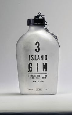 3 Island Gin (Student Project) by Stelios Ypsilantis